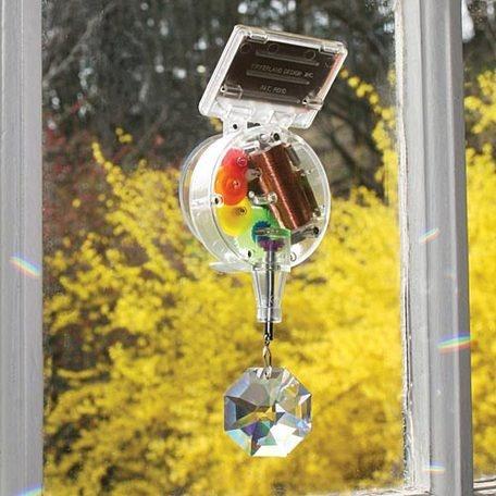 Solar Rainbow Maker,  Kikkerland Design,  Third Drawer Down