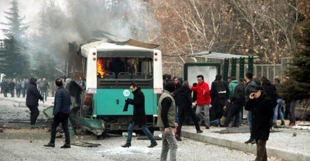Kayseri'deki hain saldırıda yaralananların isimleri belli oldu