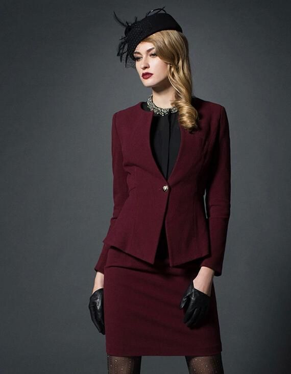 Finding best online  the new business attire women's fashion dress suits ladies dress suit coat two-piece of cultivate one's morality? DHgate.com provides all kinds of suits & blazers under $136.13. Buy now enjoy fast shipping.