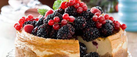 Vi elsker ostekaker - i alle varianter