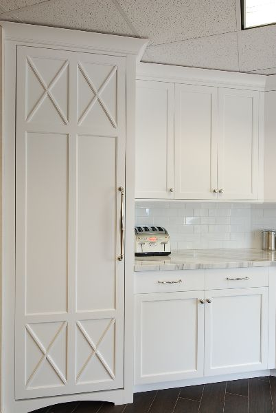 Best 25 Refrigerator Cabinet Ideas On Pinterest Kitchen Refrigerator Spice Cabinets And