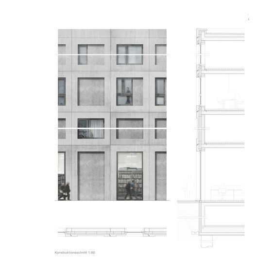 Morger Dettli Architekten –> Depot Hard . Zurich