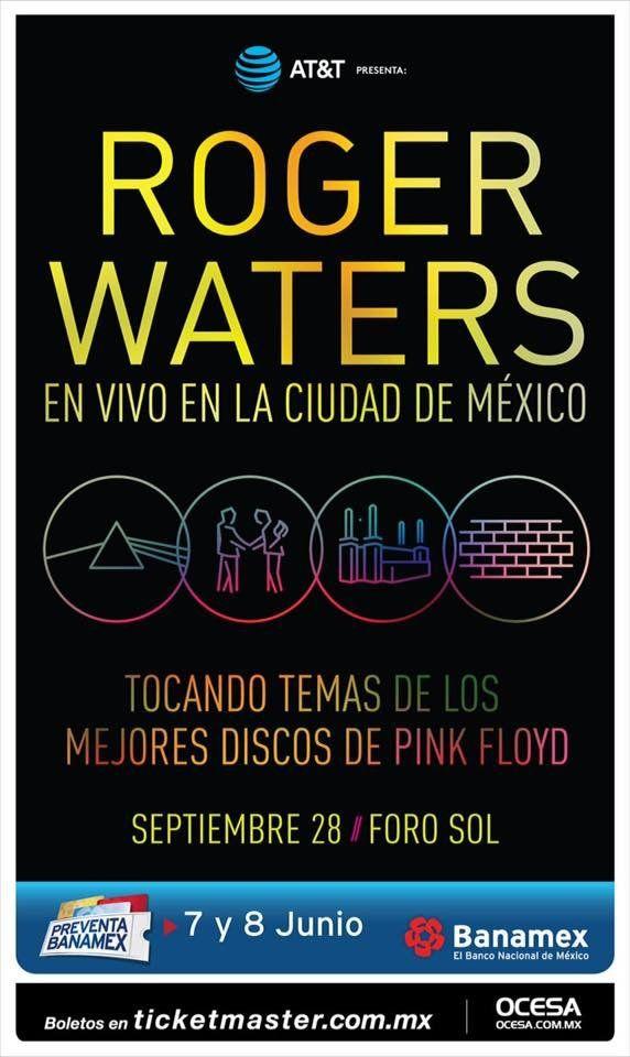 ROGER WATERS EN VIVO EN MÉXICO TOCANDO TODOS LOS ÉXITOS DE PINK FLOYD