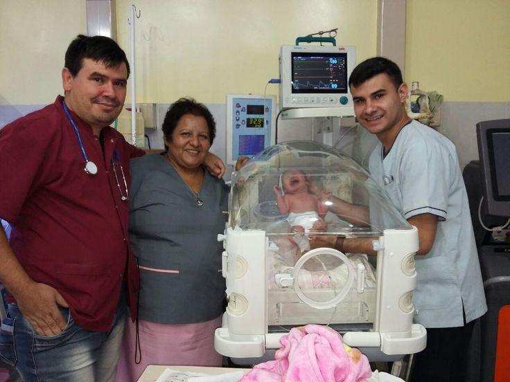 #Valentina es la primer bebé del 2018 en Chaco: nació a las 00.01 en Sáenz Peña - Diario Chaco: Diario Chaco Valentina es la primer bebé…