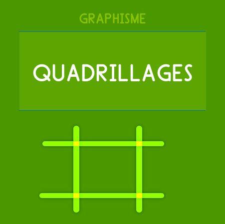 Graphisme Maternelle – Le quadrillage