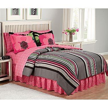 Kabloom bedding set jcpenney my room pinterest - Jcpenney childrens bedroom furniture ...