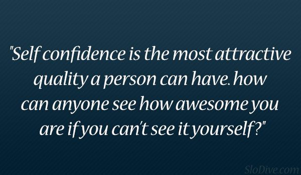 Self-Confidence+Quotes | self confidence quote 36 Life Changing Quotes You Should Check Right ...