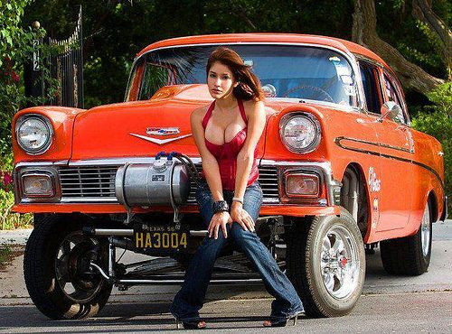 gassers and gals!