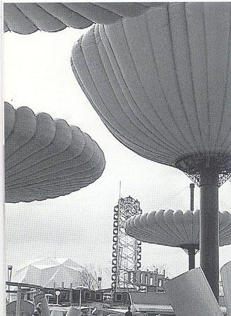 Expo 1970 (Osaka): Mush-balloon