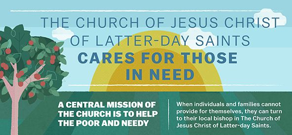 6 Things You Probably Didn't Know About LDS Charities