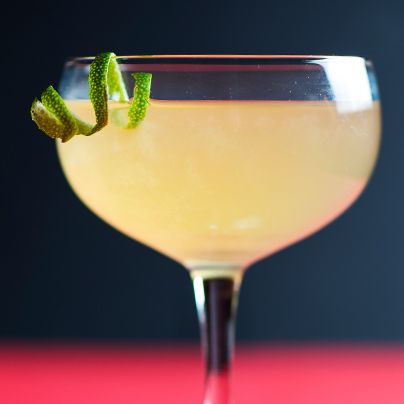 Learn to make a cocktail with Chartreuse.