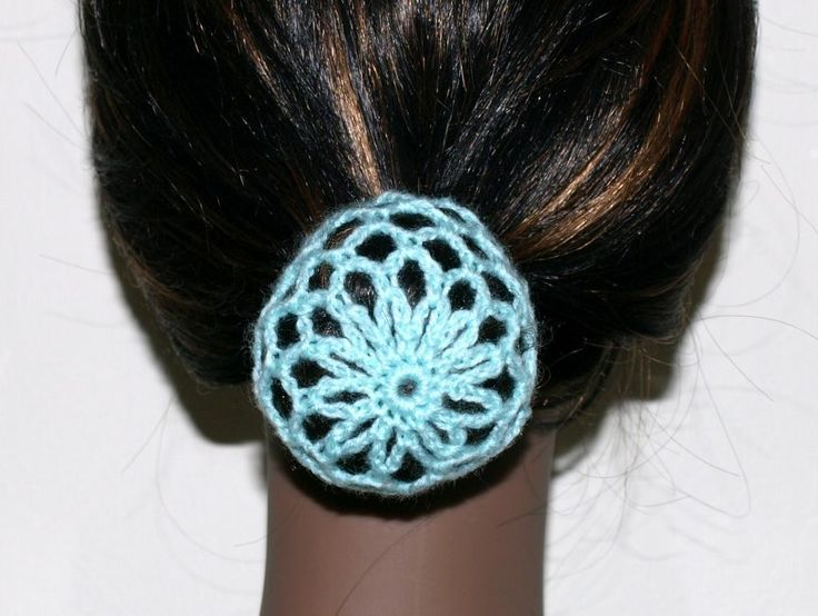 Crochet Hair Patterns For Beginners : ... Crochet Bun Cover Patterns on Pinterest Free pattern, Knit patterns