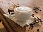 Koffie van Starbucks met alles erop en eraan. Niet voor elke dag.