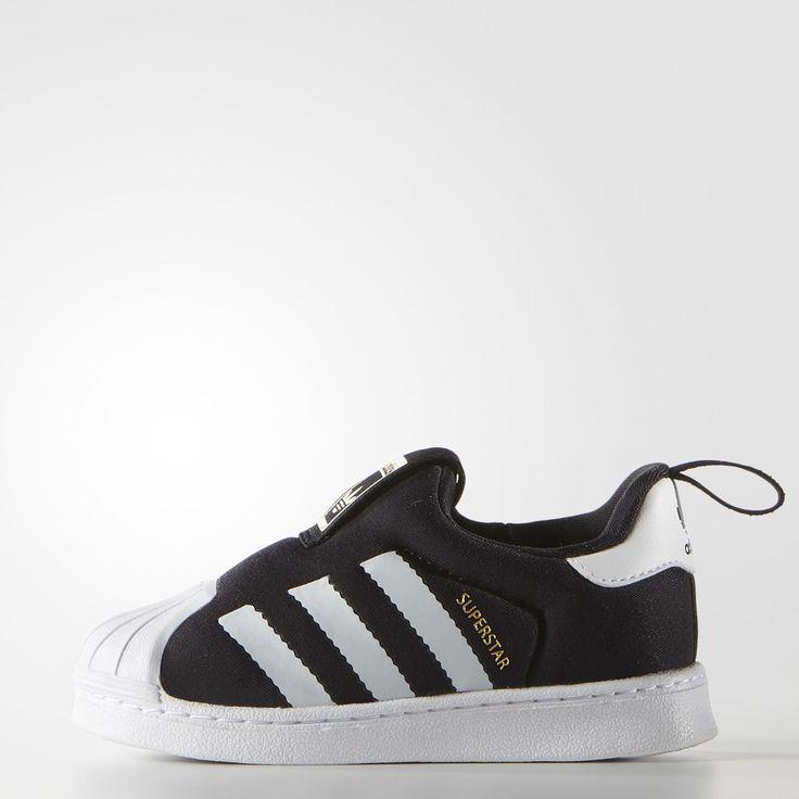 4f6e2e003 ... netherlands 60430 2107a zapatillas bebe niño adidas superstar 360 negro  sin cordón adidas superstar 360 product