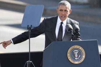 Obama Asegura Que La Lucha Contra El Racismo En EE.UU. No Ha Terminado