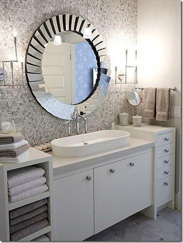 bathroom by Sarah Richardson