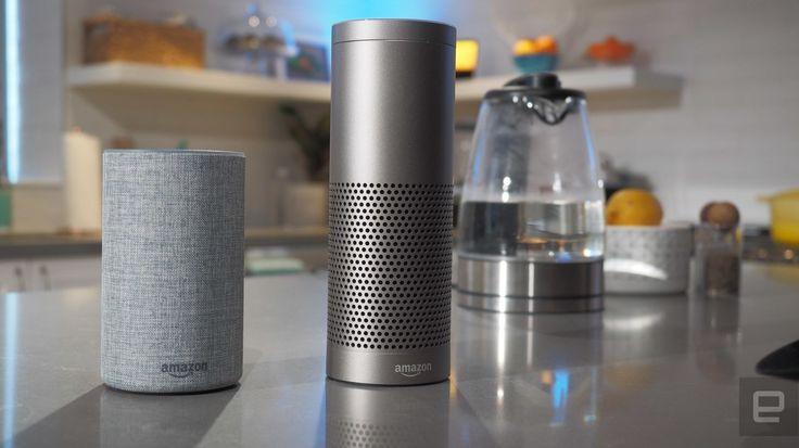 """米Amazonが、スマートスピーカーEchoシリーズの新製品Echo Plusを発表しました。通常のEchoスピーカーに""""スマートホームハブ""""機能を内蔵しており、照明など対応する家電のコントロールが可能。そしてすぐにその機能を試せるよう、フィリップスのスマートLED電球Hue Bulbが付属するパッケージも用意しま..."""