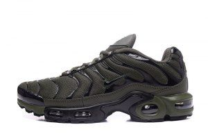 1213389833a0 Nike Air Max Plus TXT Olive Green Mens Shoes