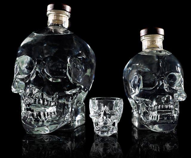 Crystal Head Vodka   Arte y Diseño   Pinterest