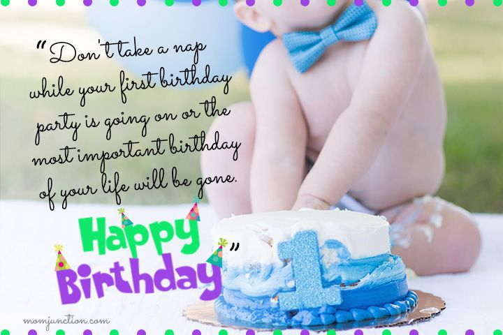 Happy Birthday Images For Little Boy