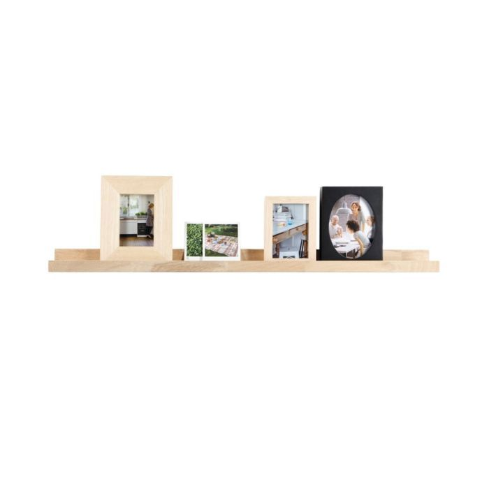 Vtwonen Wandplank.Vtwonen Fotolijstplank Eiken Interior Livingroom Plank Muur