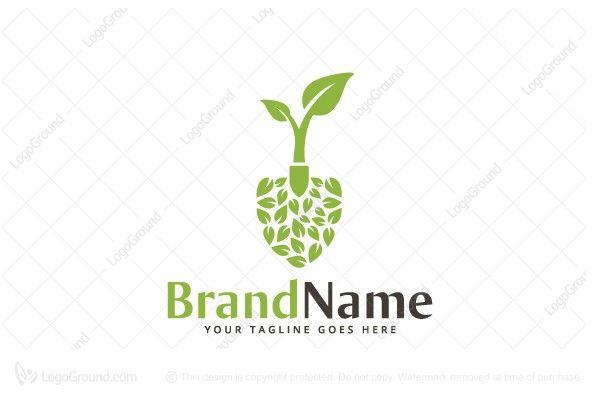 Exclusive Logo 61984 Landscape Gardening Logo Farm Logo Design
