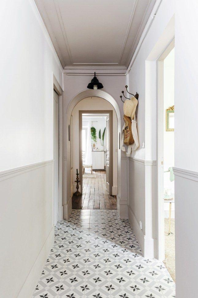 Chaleur Et Authenticite Dans Un Appartement Parisien Appartement