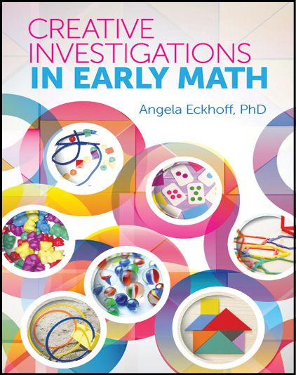 Use guided inquiry to encourage exploration, play, imagination, deep involvement and risk tasking--all in the context of learning math! Find the Creative Investigations in Early Math resource in the Classroom Essentials Catalogue Item #3178507 Page 153. View the full pages here: http://www.scholastic.ca/clubs/cec/