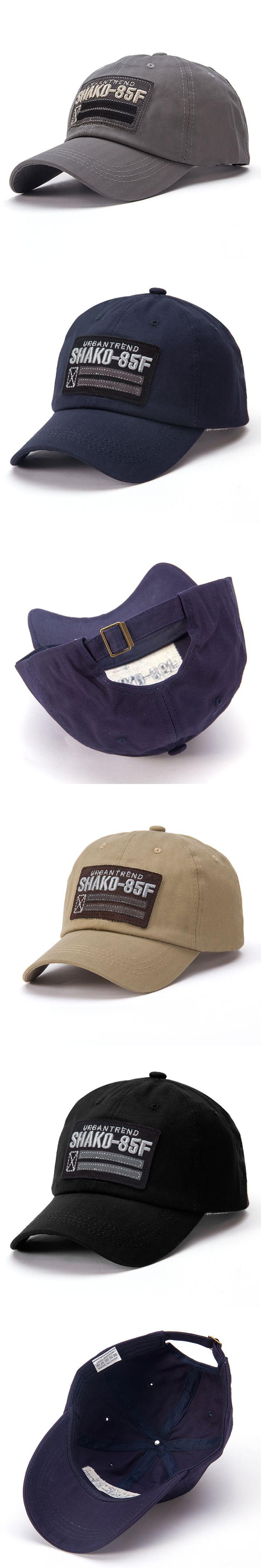 2017 NEW Baseball Cap Hat Cotton men's leisure tourism leisure sports cap sun hat sweat lady sun hat