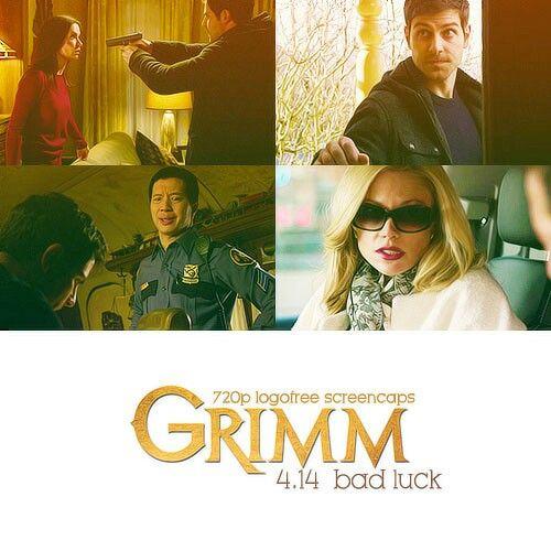 #Grimm - Season 4 Episode 14