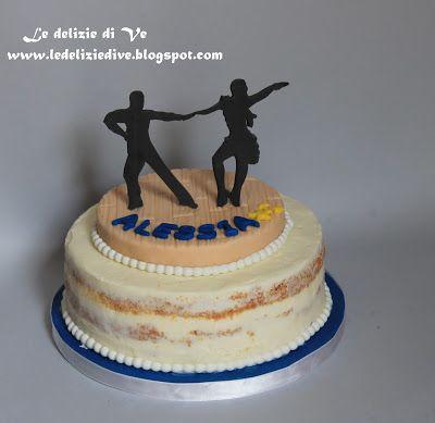 Le Delizie di Ve: Dancing cake