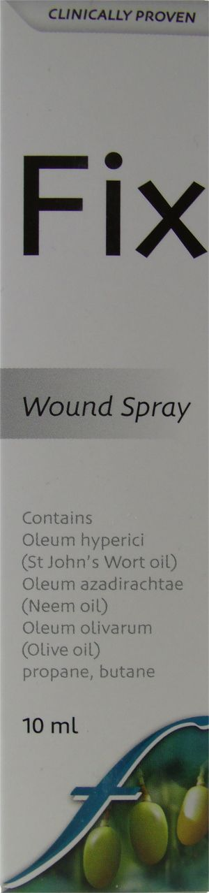 FIX WOUND SPRAY 10ML