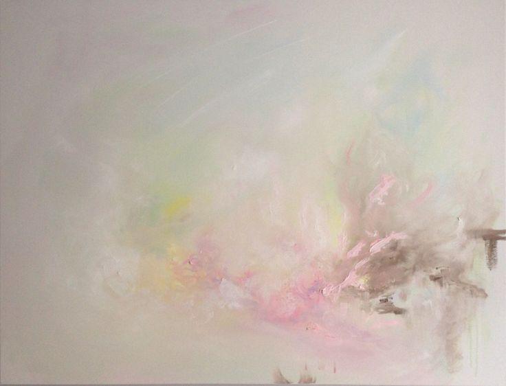 """The awakening"", 89x116cm, oil on canvas, 2015."