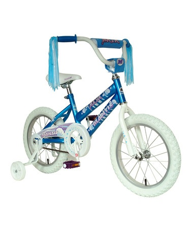 """Too bad they didn't have this bike when Maya was little.   Take a look at this 16"""" Mantis Maya Girl's Bicycle by Cycle Force Group on #zulily today!"""