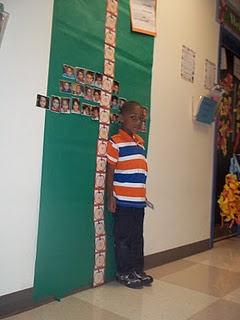 measure height throughout the year