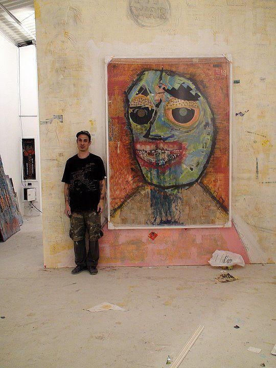 "Alexandre Cruz ""Sesper"" (1973) - ca. 2011"