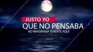 Lucas Sugo - Justo Yo - (Letra) - YouTube