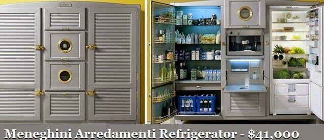 17 best images about expensive refrigerators on pinterest for Lg arredamenti