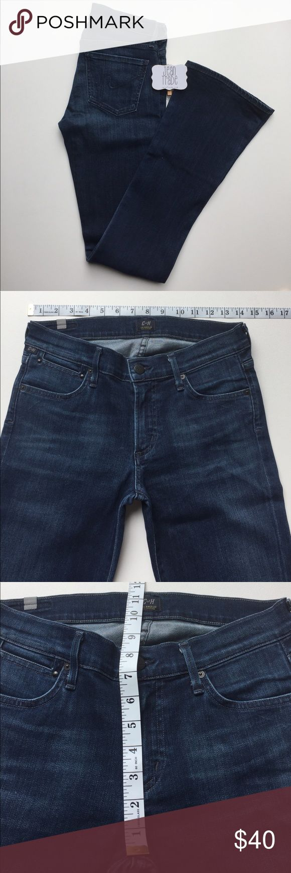 C of H Citizens of Humanity Bootcut Jeans C of H Citizens of Humanity Bootcut Jeans - EUC D12 Citizens of Humanity Jeans Boot Cut