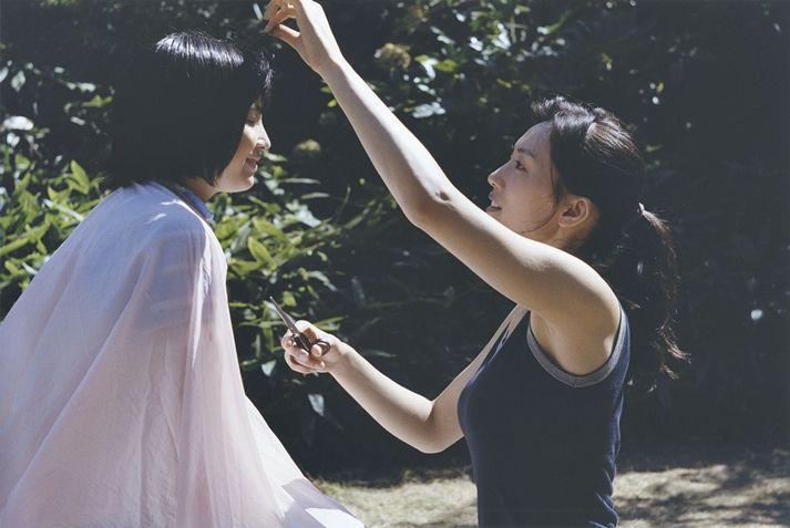 Our little sister (Umimachi diary), de Hirokazu Koreeda.    Es la sección paralela estrella del F...