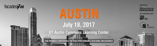 Rhino News, etc.: Facades+ AM Austin, July 18