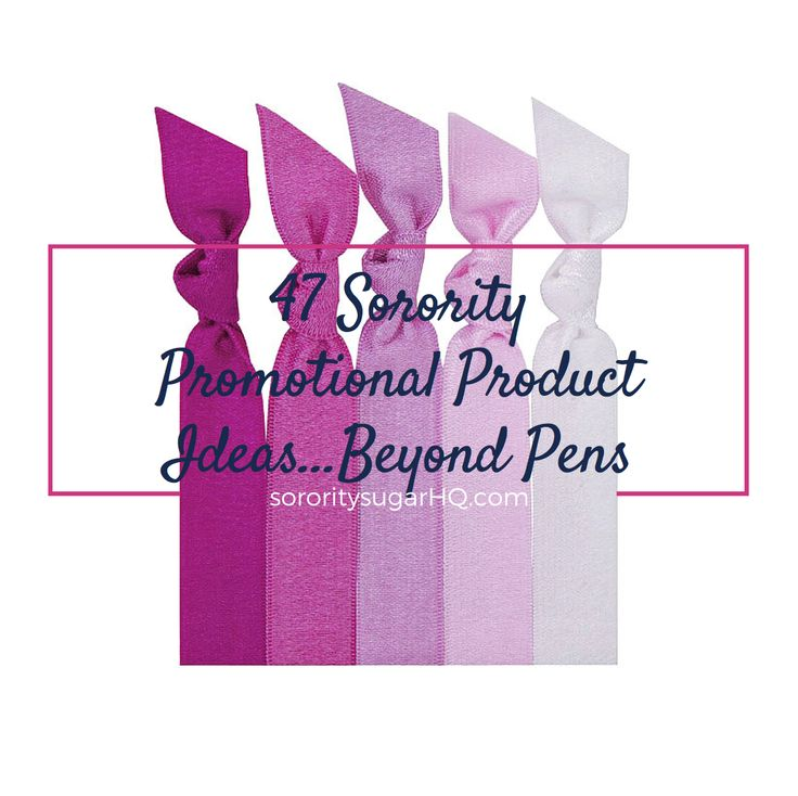 BOOST Your Sorority Recruitment Marketing!  Q: I am in Delta Phi Epsilon and we are having club fair in the fall. Club fair is when we give away little gifts and tell everyone when our meet and greets are. In the past we have done pens, nail...