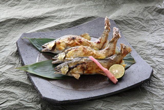 簡単レシピ 今が旬 お家で作る鮎の塩焼き