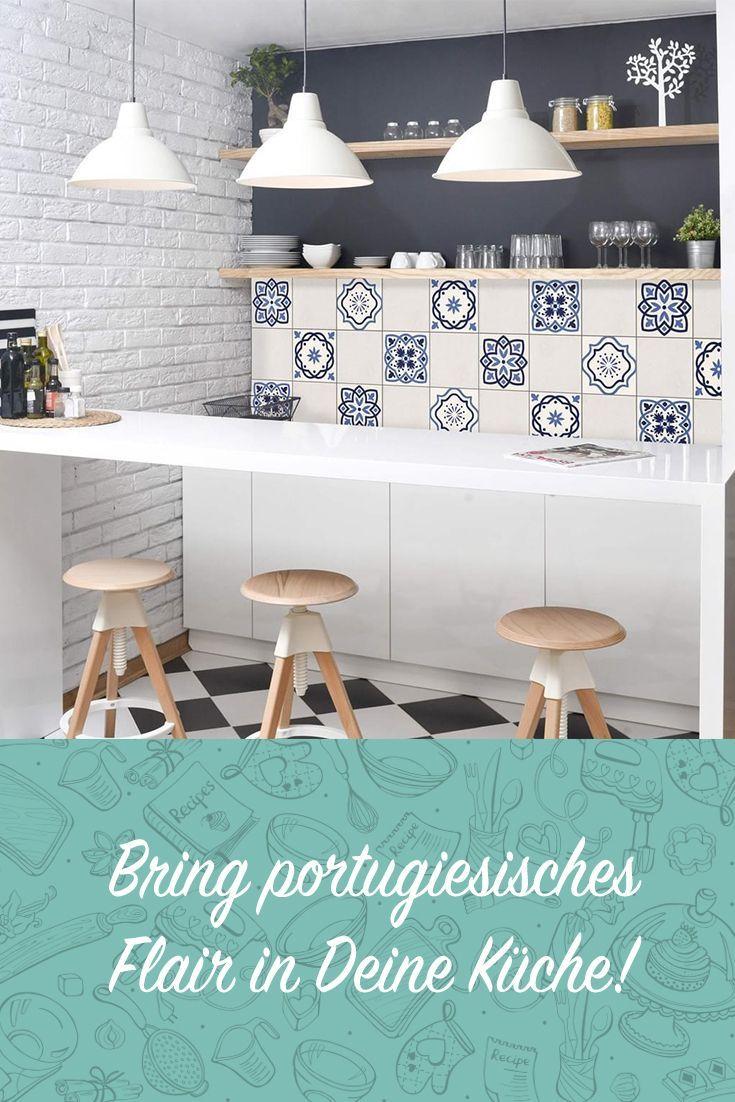 Bring portugiesisches Flair in Deine Küche! #diy ...
