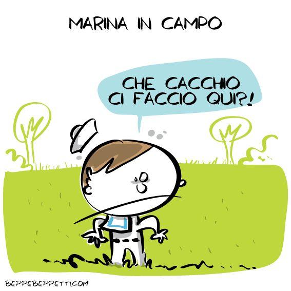 Beppe Beppetti - Marina