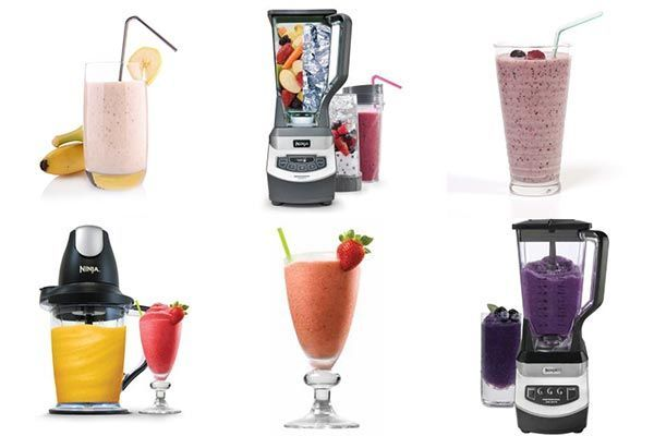 Ninja Blender Smoothie Recipes. I'll have to give these a try!