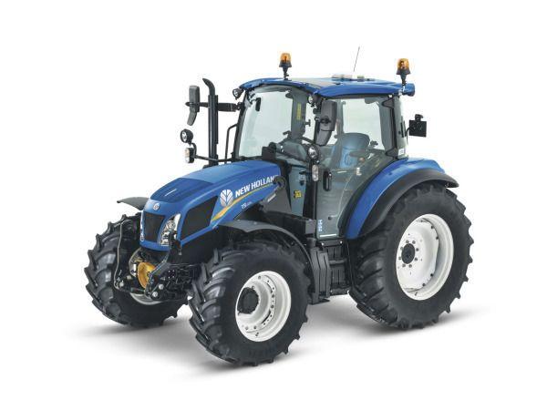 New Holland ordnet seine Traktorserien der Kompaktklasse neu: Aus dem T4 wird der T5. Dieser ist nach wie vor mit Tier 4a Motor ausgestattet. Die im letzten Herbst (auch auf der Agraria Wels) vorgestellten T5-Topmodelle mit Tier 4b Motor sind – zur besseren Unterscheidbarkeit vom nun präsentierten T5 – mit der zusätzlichen Bezeichnung Electro Command versehen.