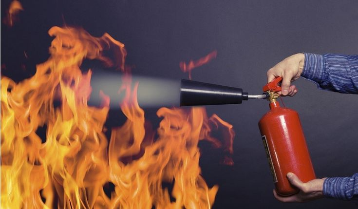 Why you should have fire extinguisher training in the workplace #firesafety #workplacesafety #firetraining #workplacetraining #fire