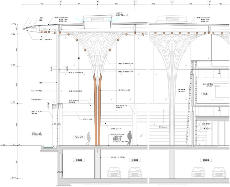 Architectural Drawings Of Bridges 979 best architectural drawing images on pinterest | architecture