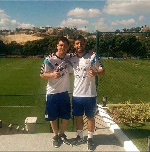¿Cuánto mide Sergio Kun Agüero? - Real height 7f9515e5432b7ea699fce01dc0f3e689--soccer-guys-futbol-soccer